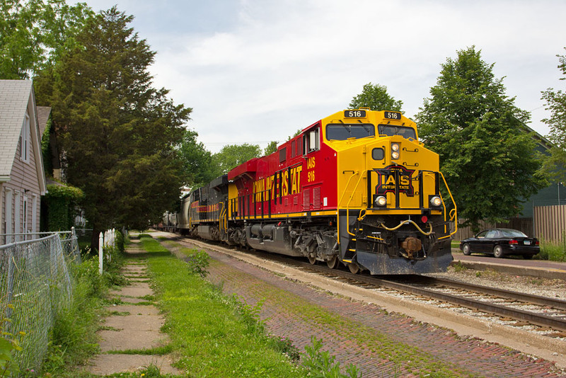 CBBI-03 at 5th St; Davenport, IA.  June 4, 2015