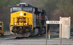On April 13, 2010 IAIS BICB rolls thru Colfax IA