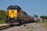 RISW-23 @ 23rd St; Moline, IL.  August 23, 2013