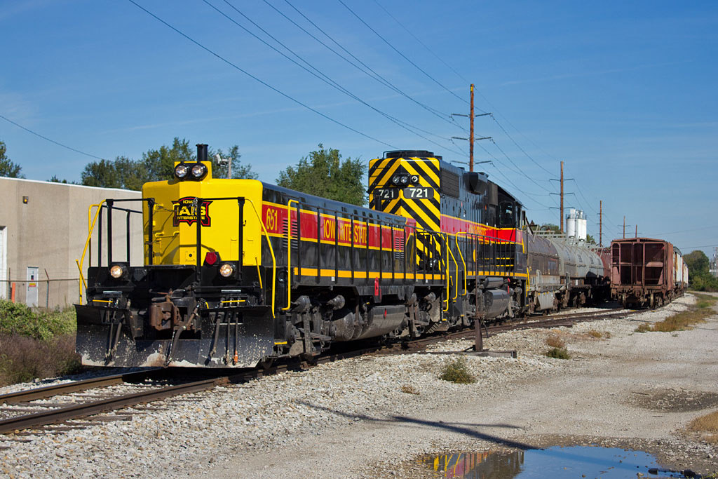 SISW-23 @ 37th Ave; Rock Island, IL.  September 23, 2014