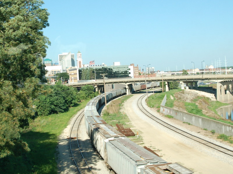 Overview from MLK Boulevard