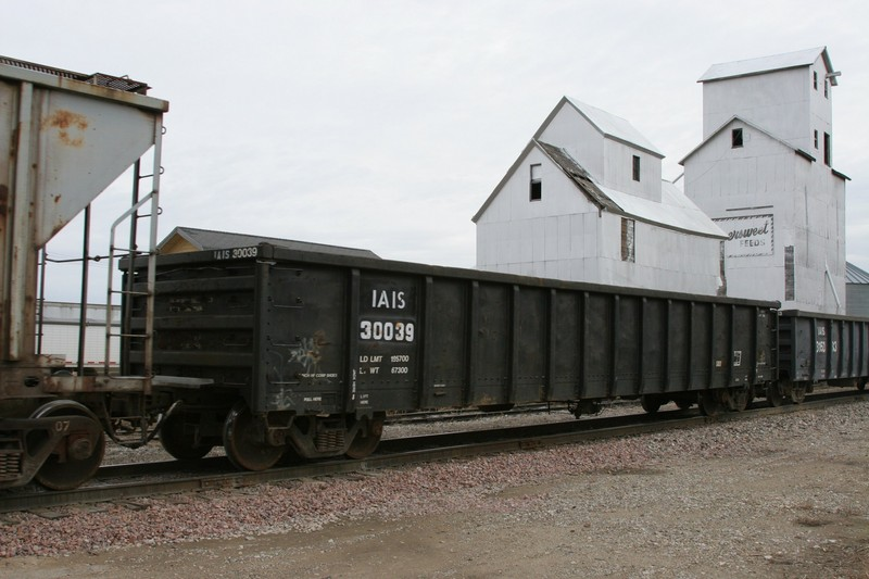 IAIS 30039 in Downey, IA, on 27-Dec-2006