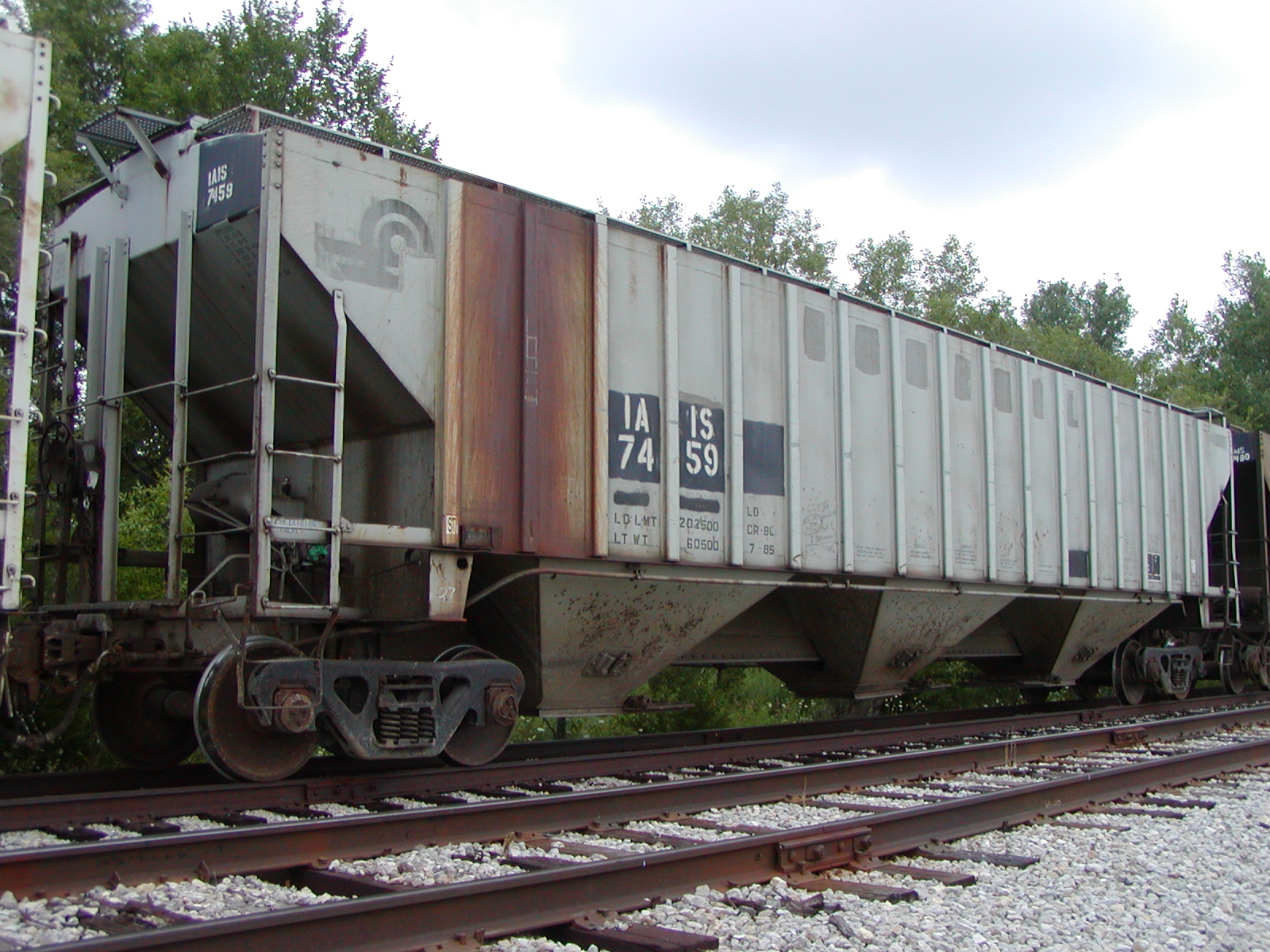Hillis Siding, IA - 02-Aug-2007