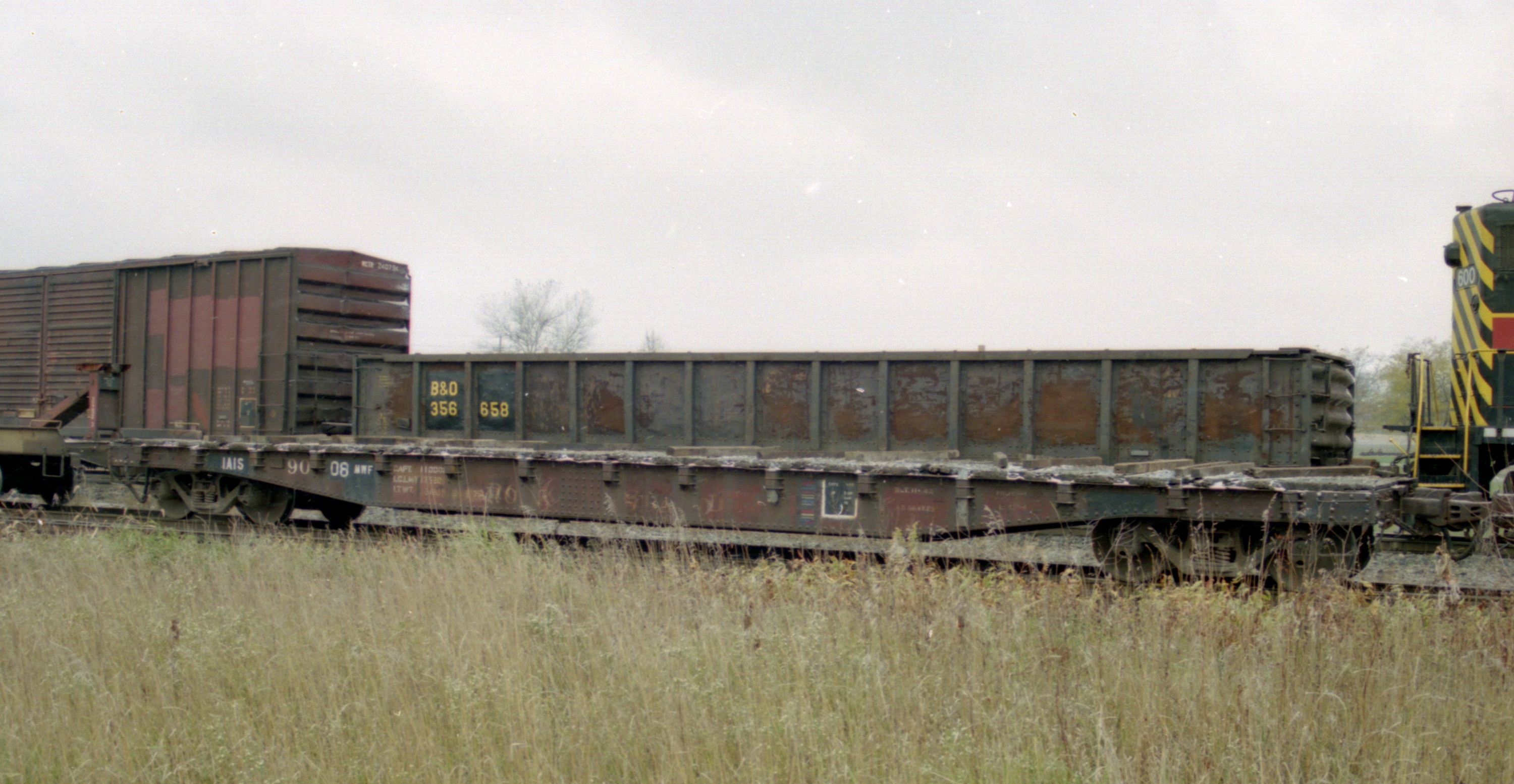 IAIS 9008 in Altoona, IA, during Oct-Nov 1993