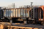 IAIS 9740 in the Rock Island, IL, yard on 29 Nov 2013