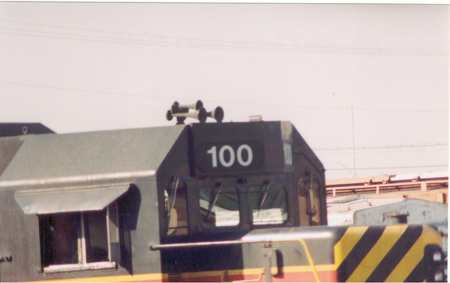 IAIS 100 at Council Bluffs, IA on 19-May-2001