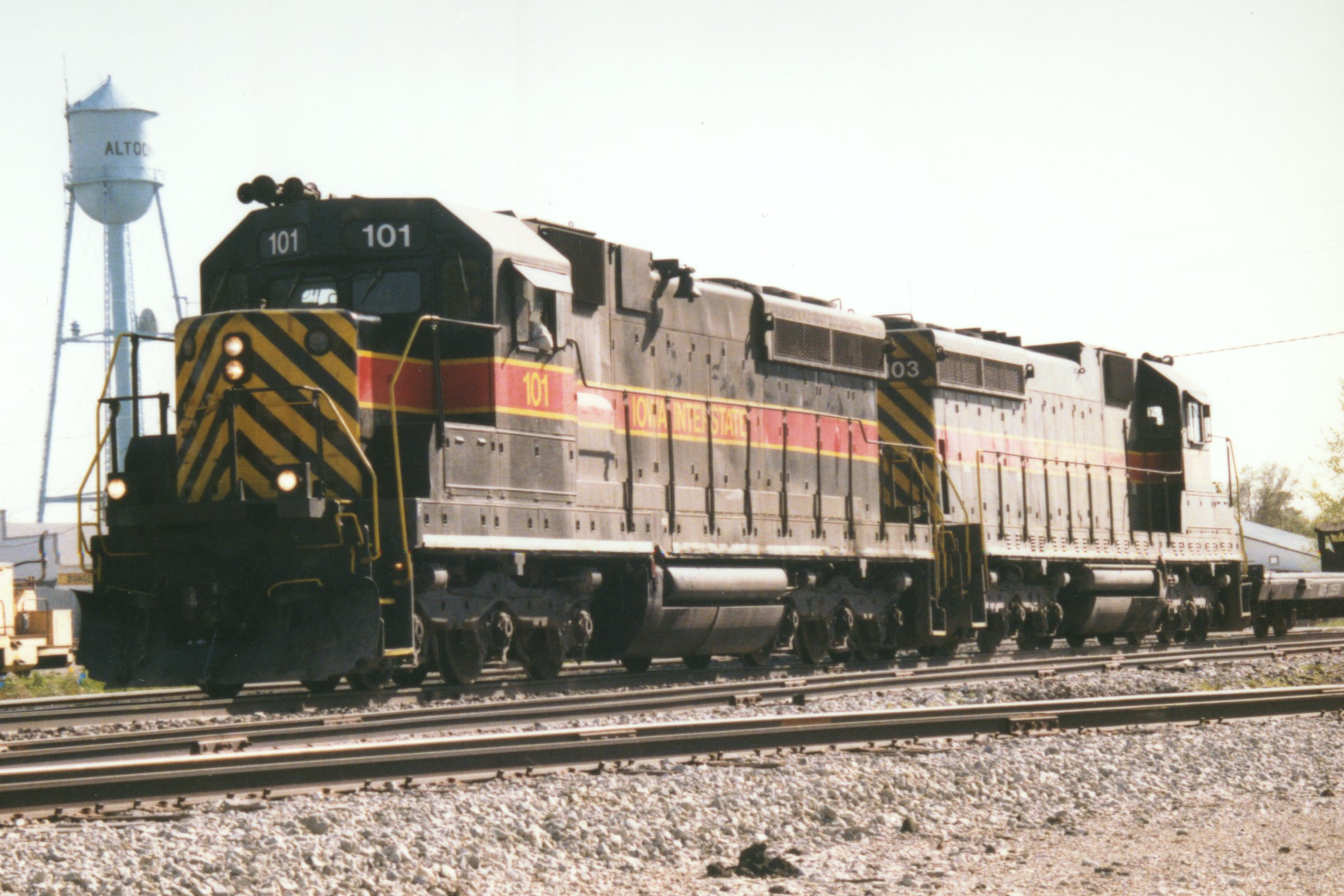 IAIS 101 at Altoona, IA on 15-May-1997