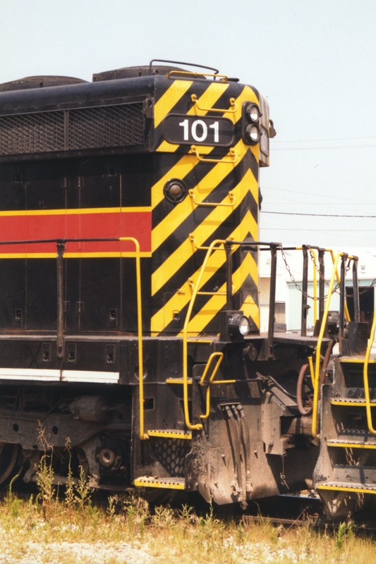 IAIS 101 at Altoona, IA on 13-Jul-1998