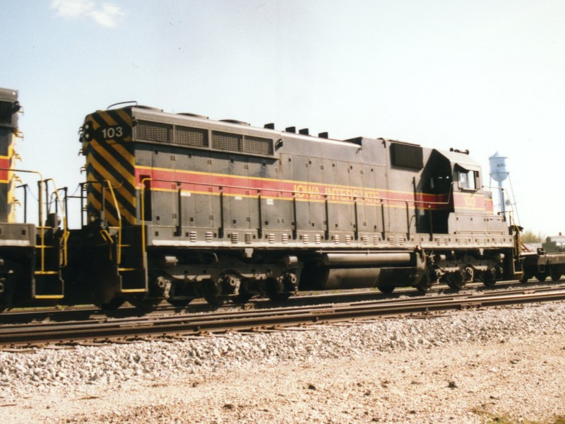 IAIS 103 at Altoona, IA on 15-May-1997