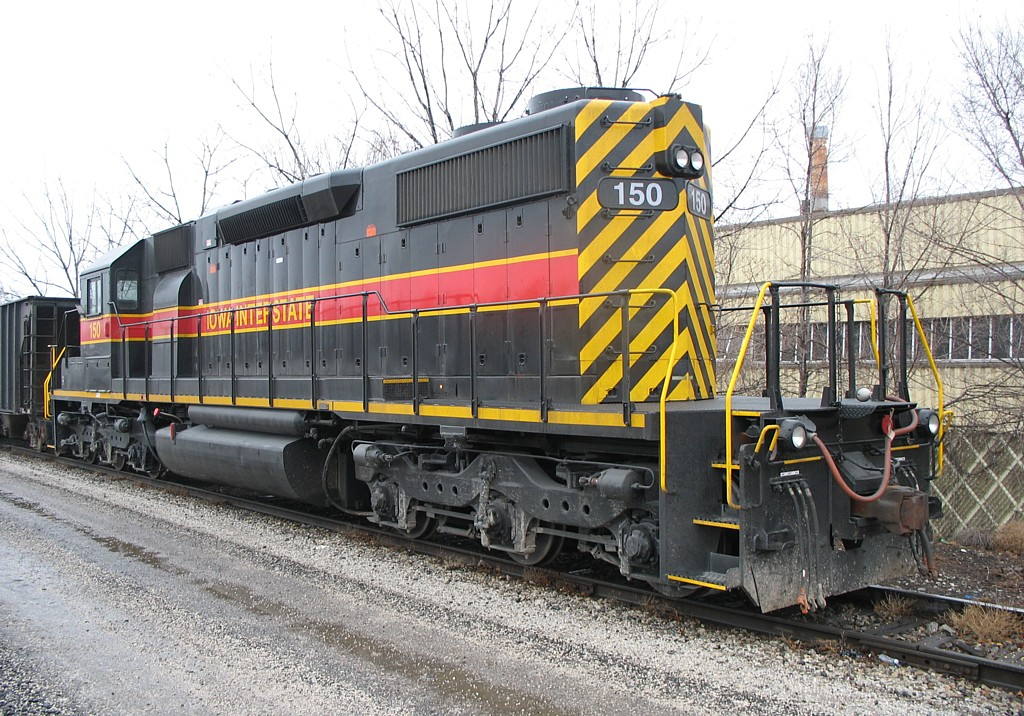 IAIS 150 at Rock Island, IL on 28-Dec-2005