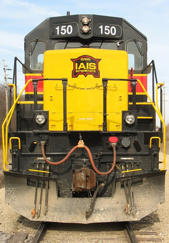 IAIS 150 at Cedar Rapids, IA on 15-Mar-2006
