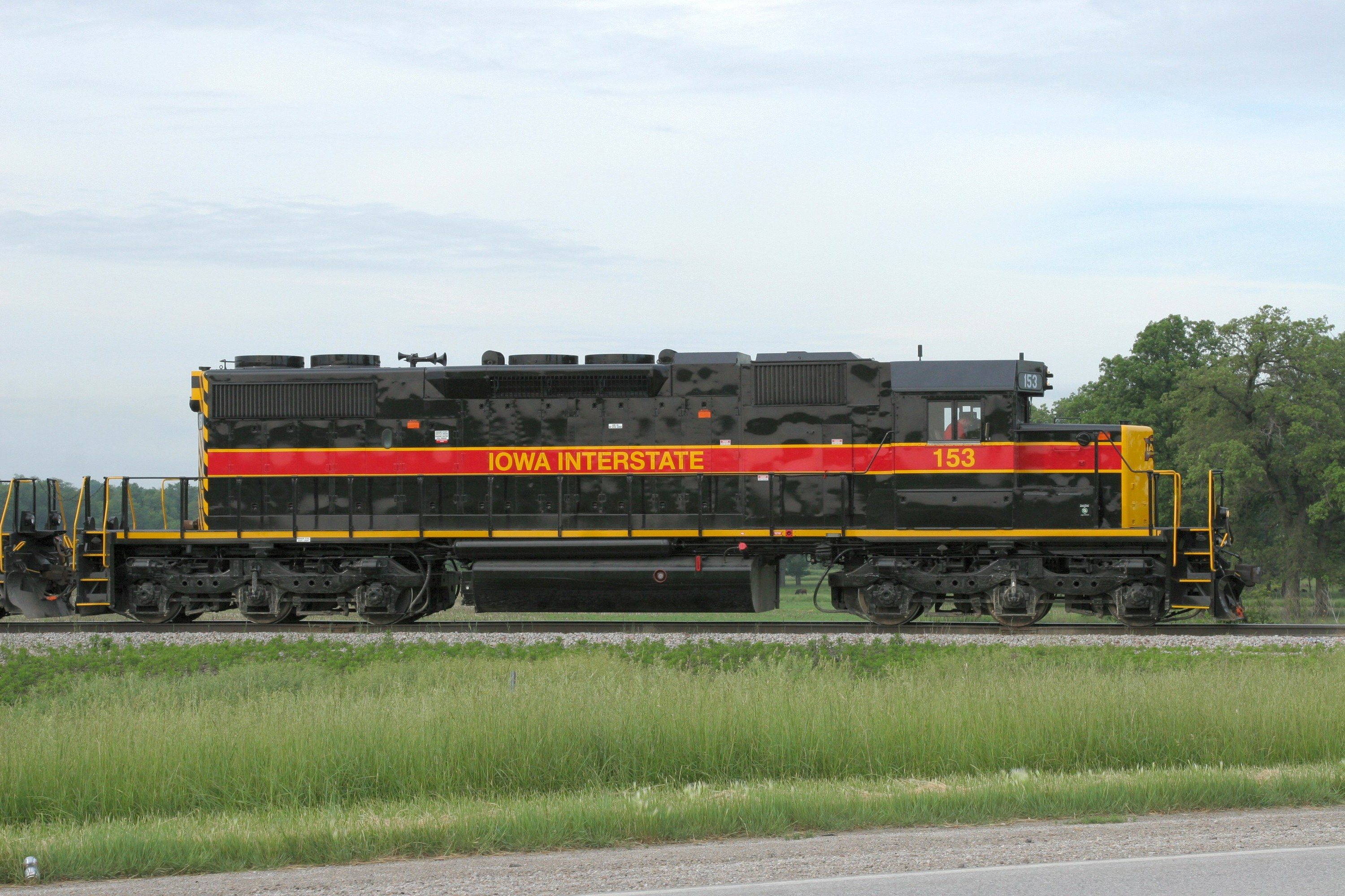 IAIS 153 at West Liberty, IA on 01-Jun-2006