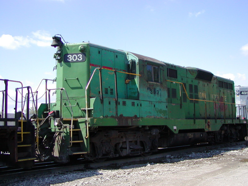 IAIS 303 at Council Bluffs, IA on 08-Sep-2001
