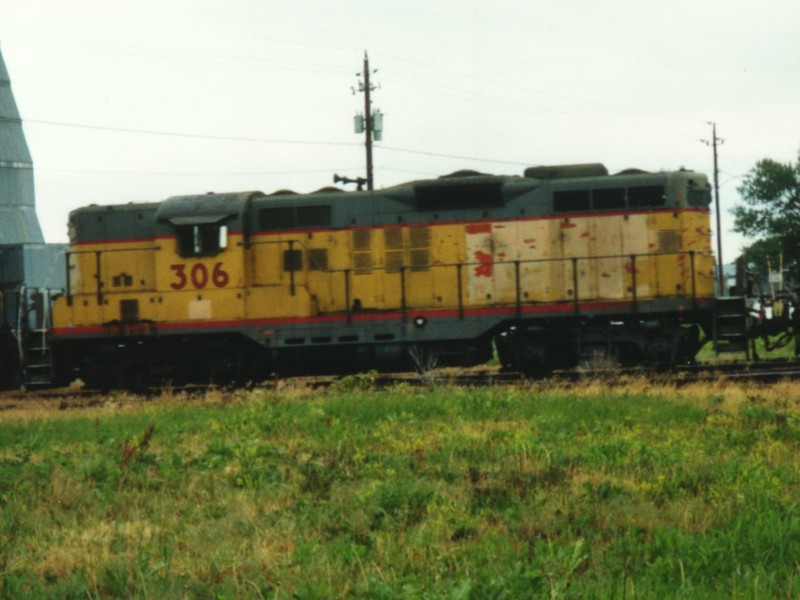 IAIS 306 at Altoona, IA on 01-Jun-1992