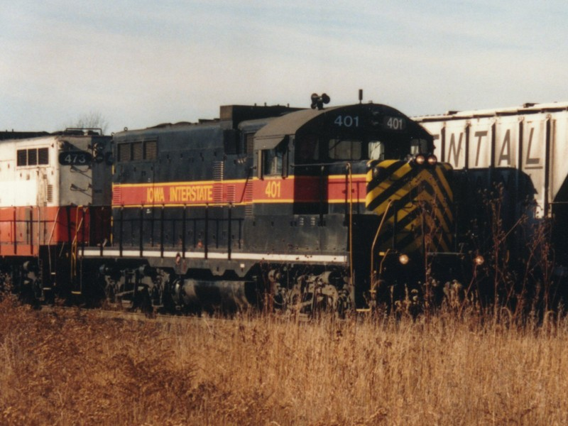 IAIS 401 at Altoona, IA on 11-Dec-1993