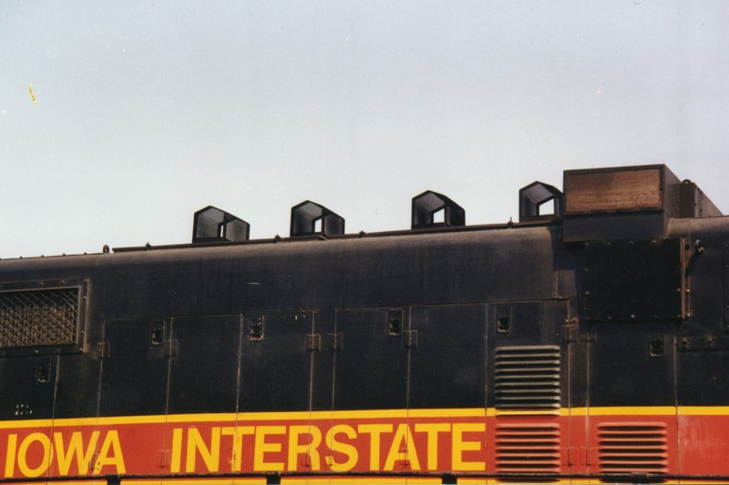 IAIS 401 at Altoona, IA on 21-Jun-1995