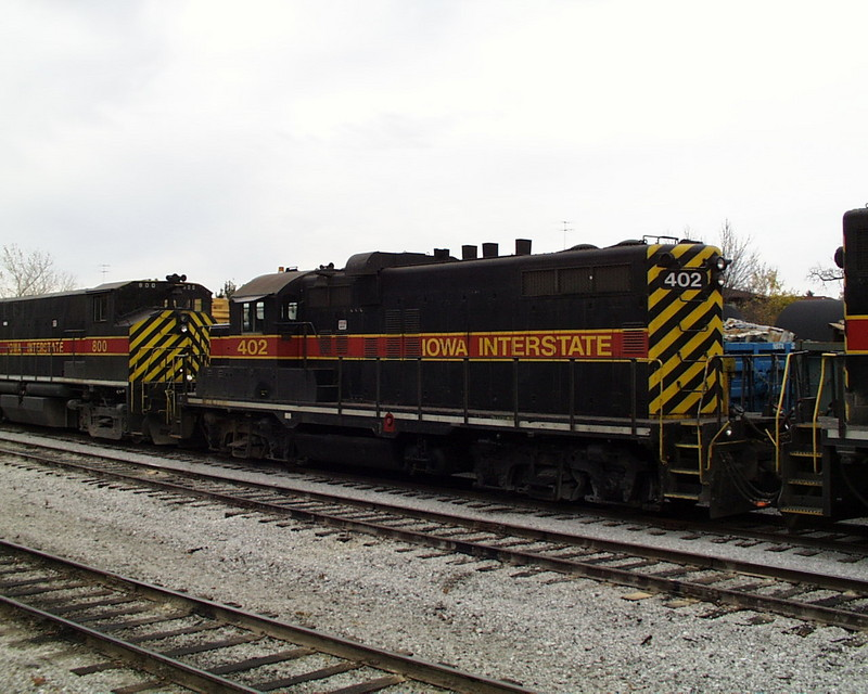 IAIS 402 at Iowa City, IA on 01-Oct-2000