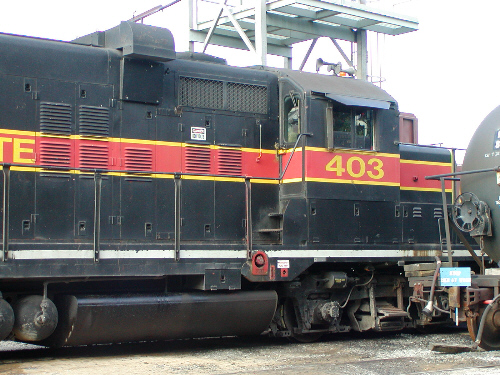 IAIS 403 at Iowa City, IA on 18-Jul-2001