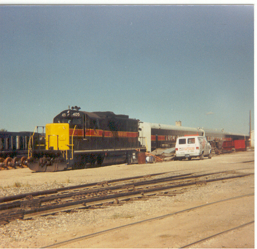 IAIS 405 at Council Bluffs, IA on