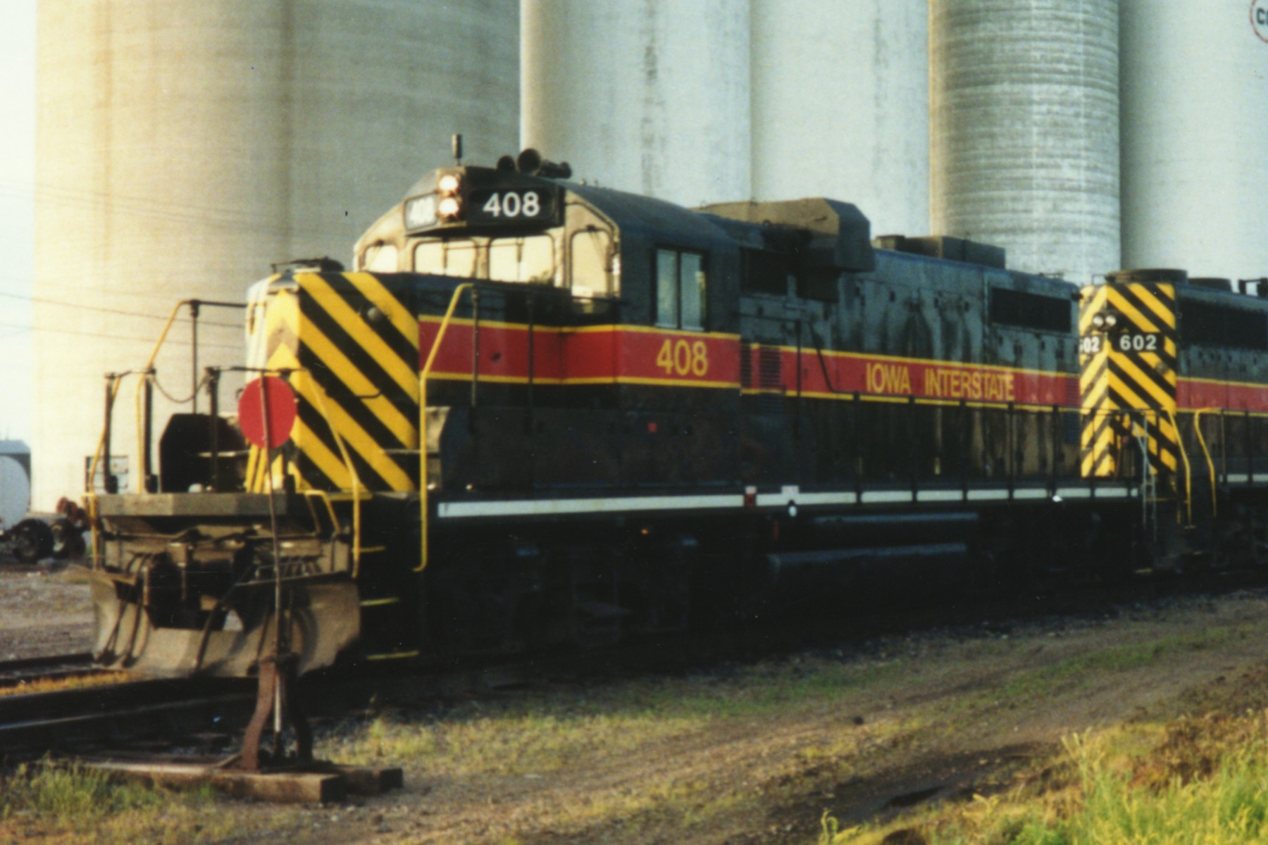 IAIS 408 at Altoona, IA on 01-Jun-1992