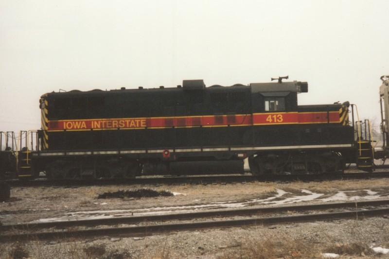 IAIS 413 at Altoona, IA on 01-Dec-1992