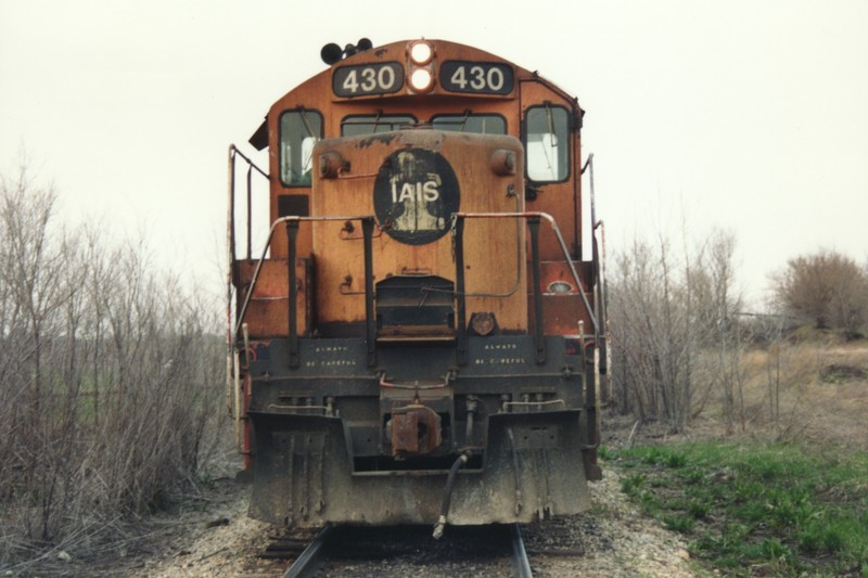 IAIS 430 at Altoona, IA on 01-Apr-1993