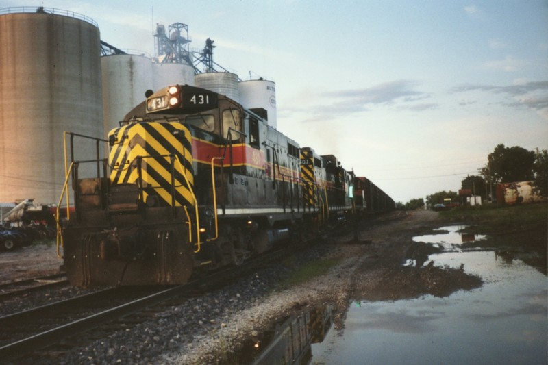 IAIS 431 at Altoona, IA on 01-Jul-1992