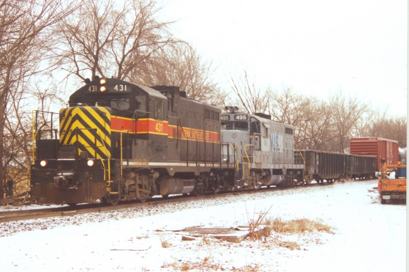 IAIS 431 at Iowa City, IA on