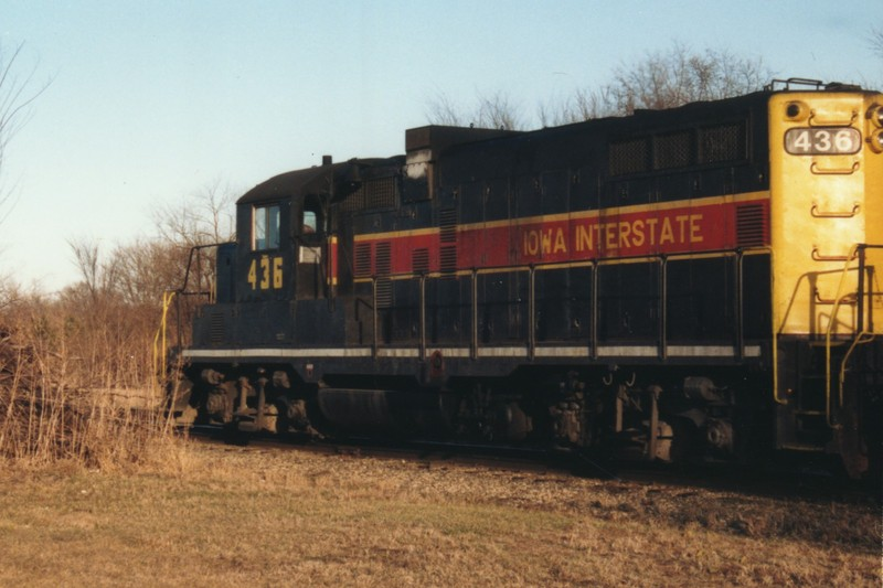 IAIS 436 at Altoona, IA on 21-Mar-1994