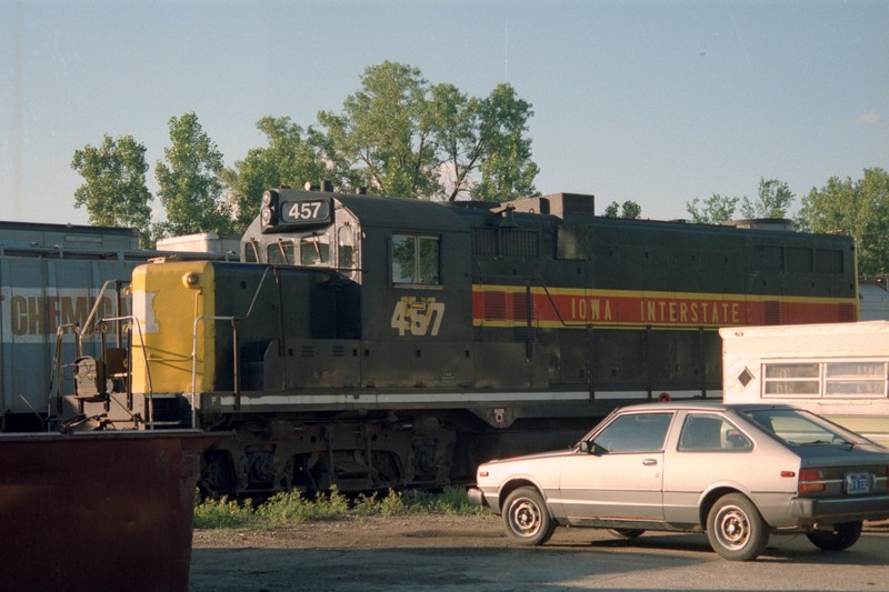 IAIS 457 at Newton, IA on
