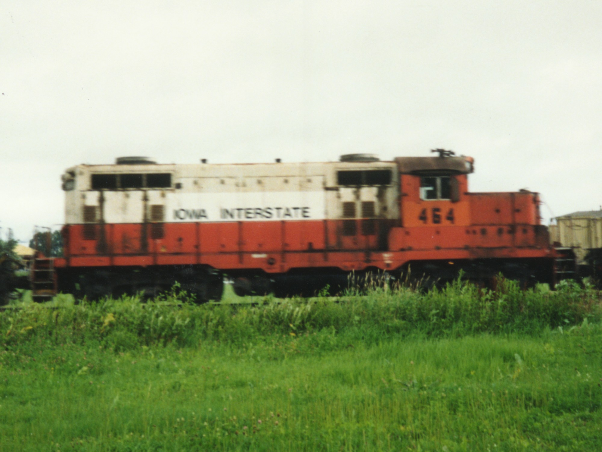 IAIS 464 at Altoona, IA on 01-Aug-1992