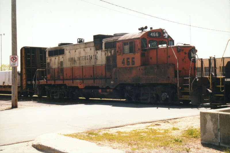 IAIS 466 at Des Moines, IA on 10-May-1997