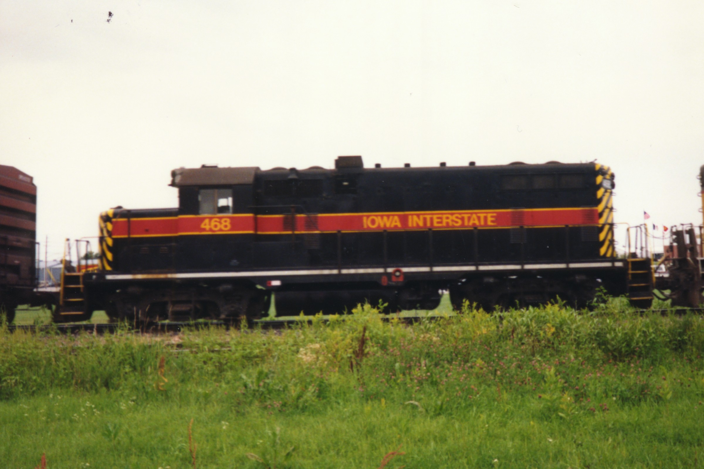 IAIS 468 at Altoona, IA on 01-Aug-1992