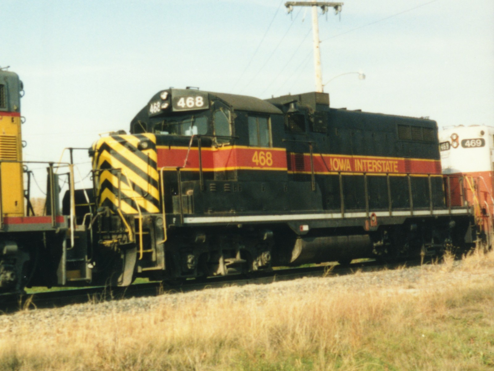 IAIS 468 at Altoona, IA on 01-Oct-1992