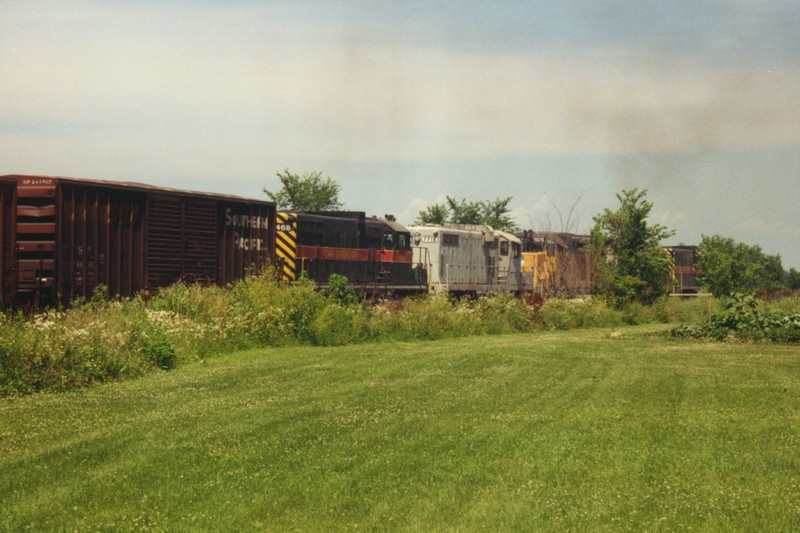 IAIS 468 at Altoona, IA on 01-Jul-1994