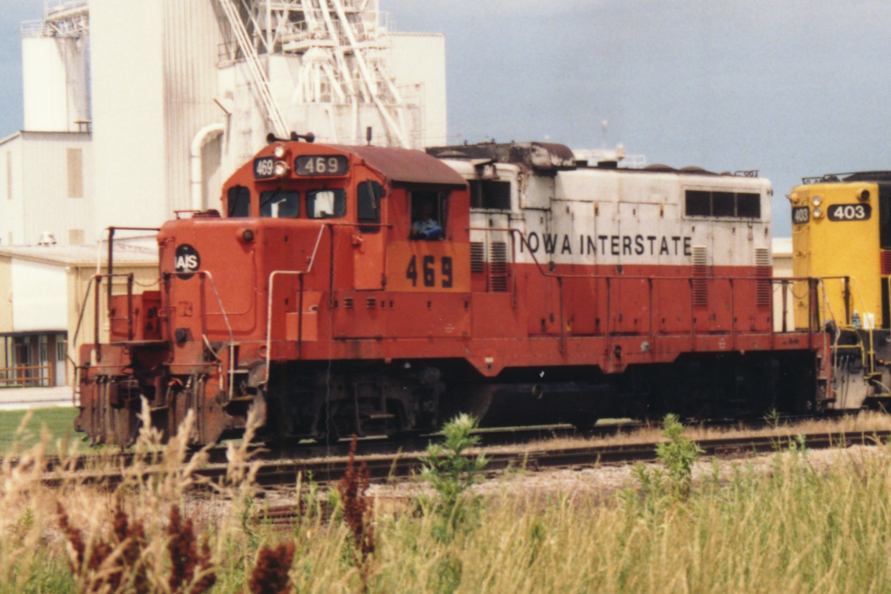 IAIS 469 at Altoona, IA on 01-Jul-1993