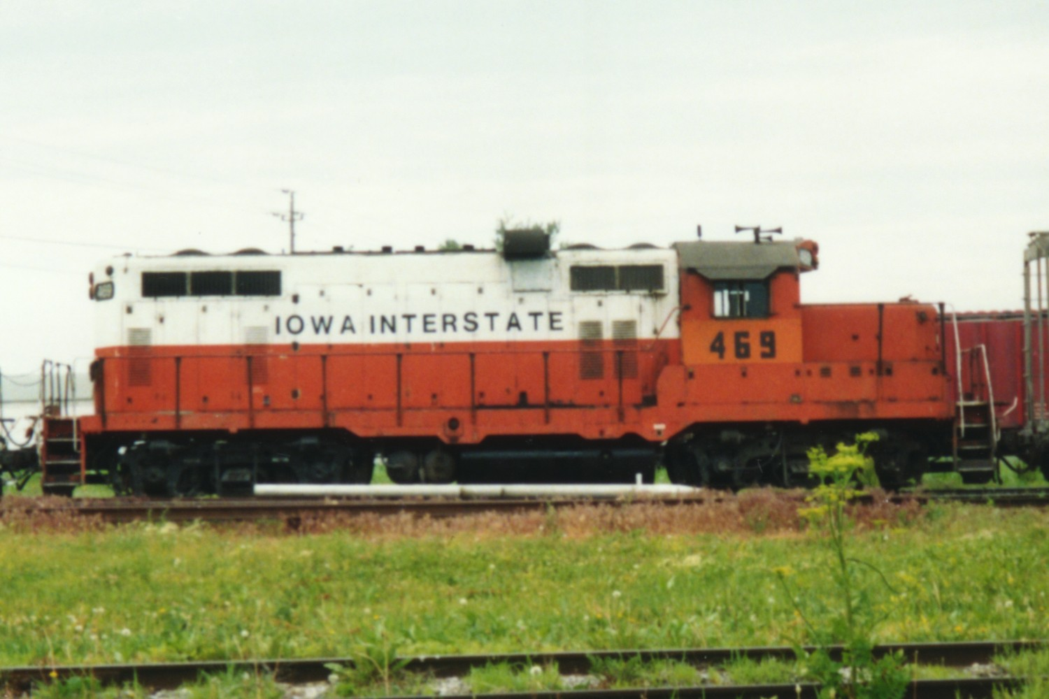 IAIS 469 at Altoona, IA on 01-Jun-1992