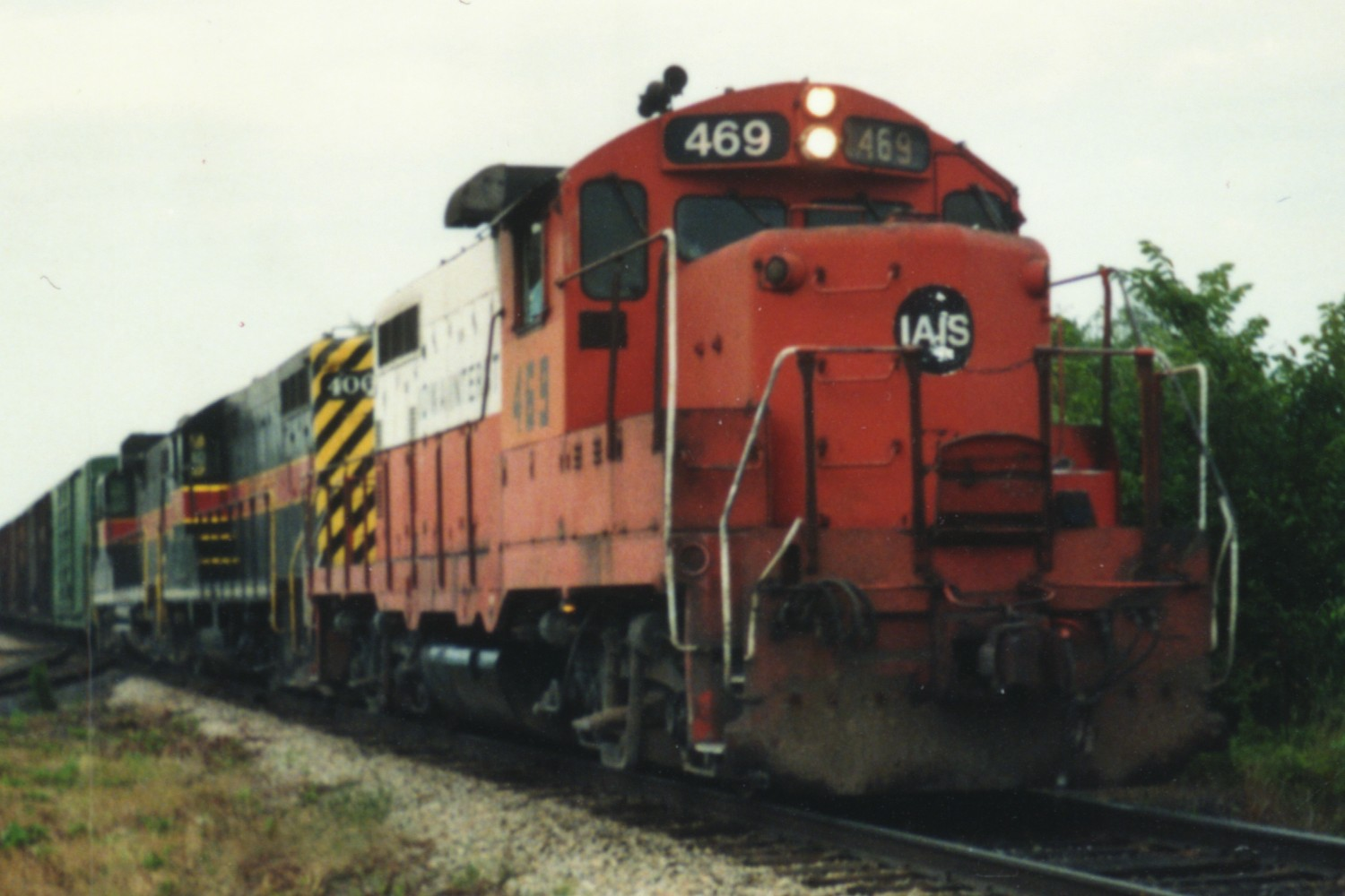 IAIS 469 at Altoona, IA on 01-Jul-1992