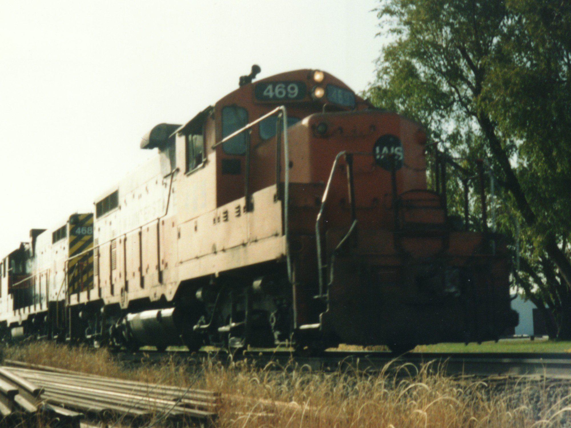 IAIS 469 at Altoona, IA on 01-Oct-1992