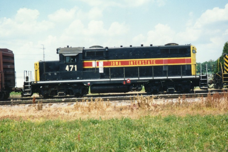 IAIS 471 at Altoona, IA on 01-Jun-1992