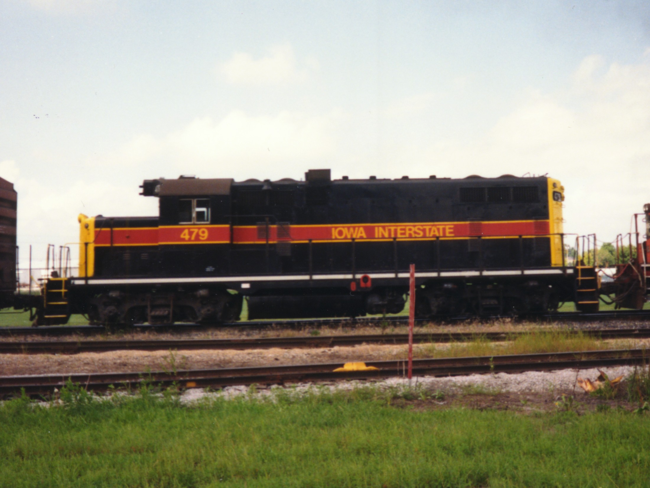 IAIS 479 at Altoona, IA on 01-Aug-1992