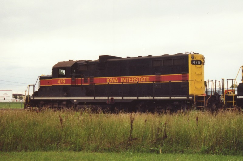 IAIS 479 at Altoona, IA on 01-Jul-1993