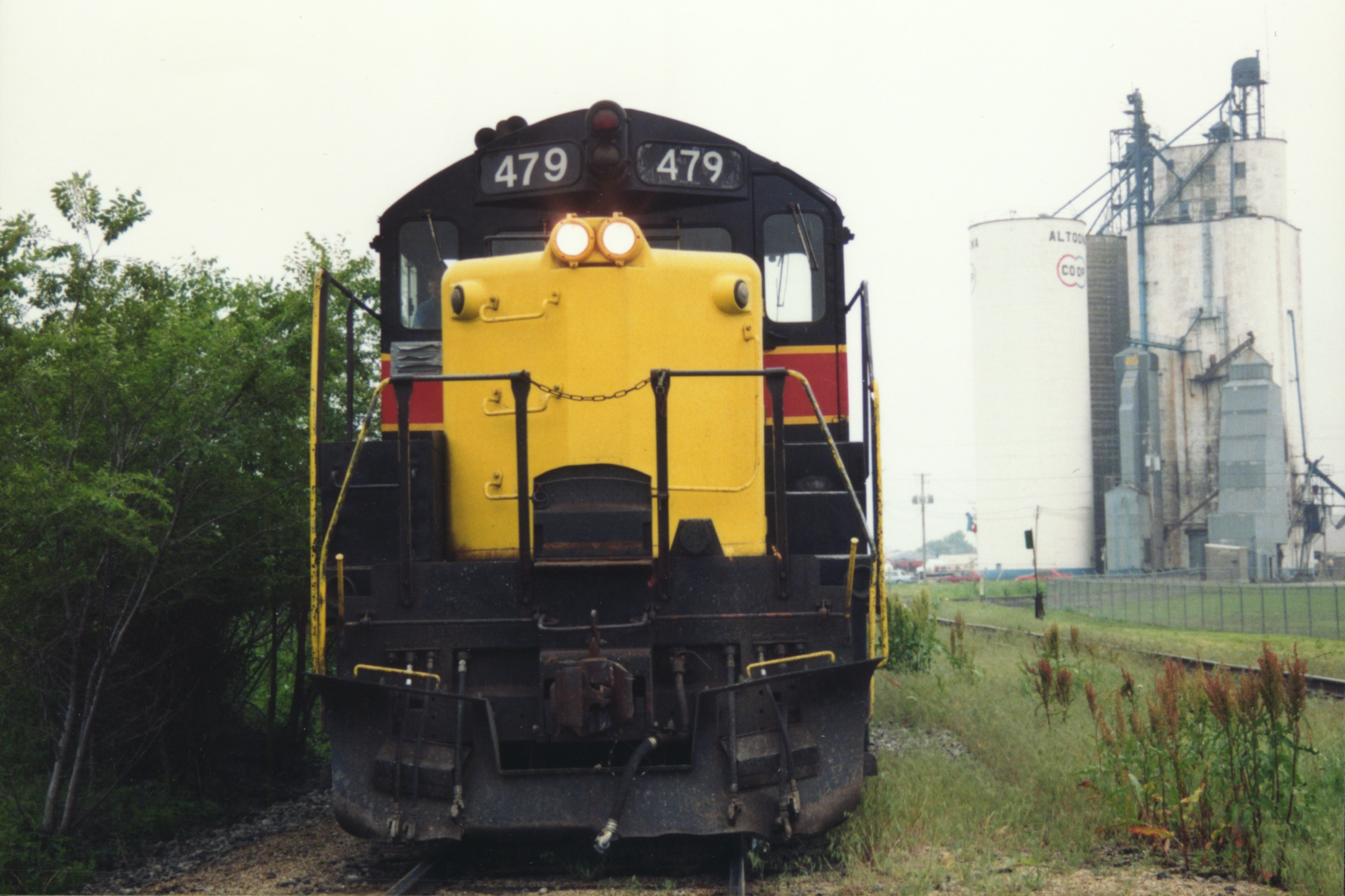 IAIS 479 at Altoona, IA on 01-May-1993