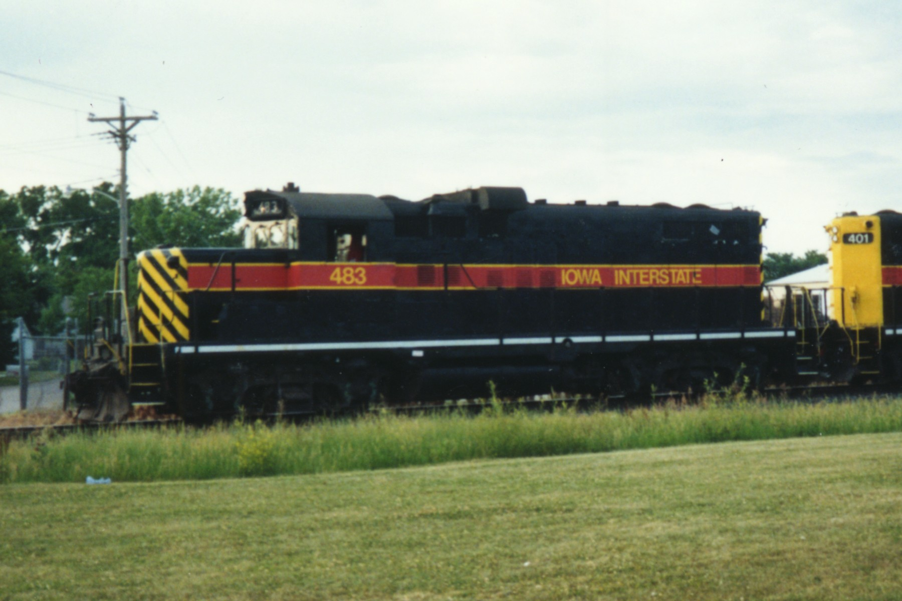 IAIS 483 at Altoona, IA on 01-Jun-1992