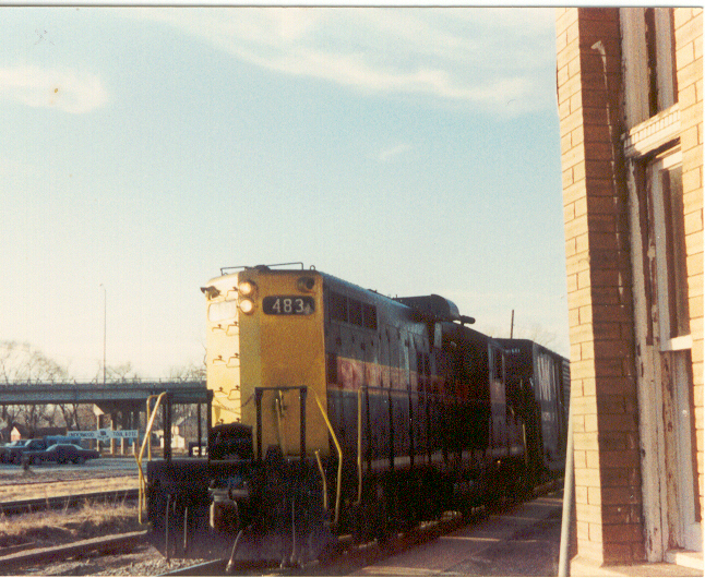 IAIS 483 at Council Bluffs, IA on