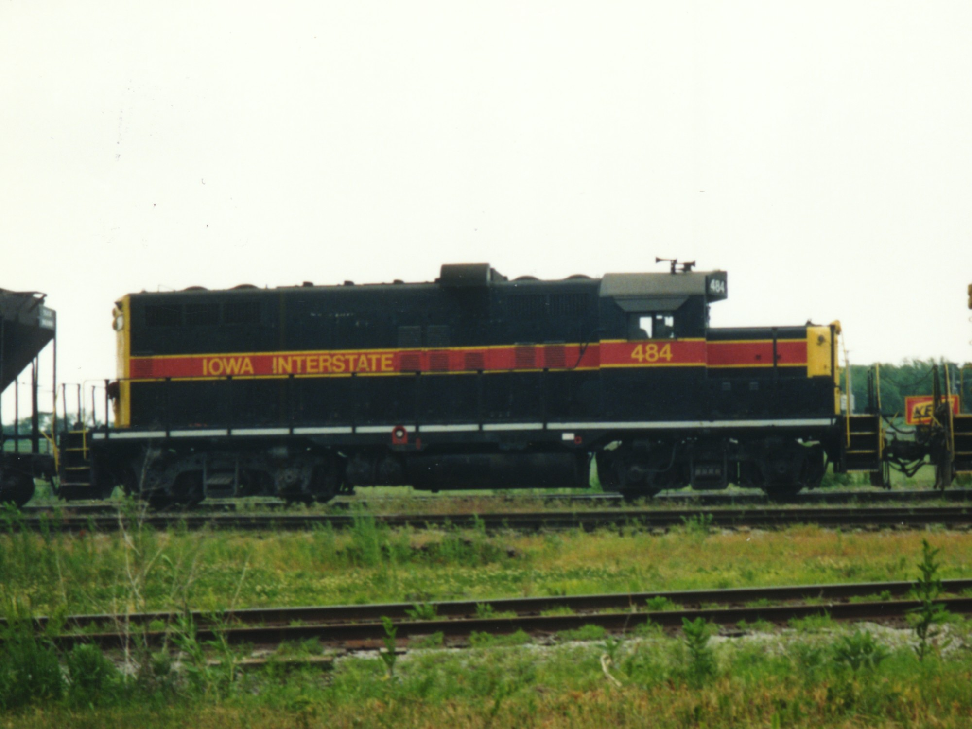 IAIS 484 at Altoona, IA on 01-Jun-1992