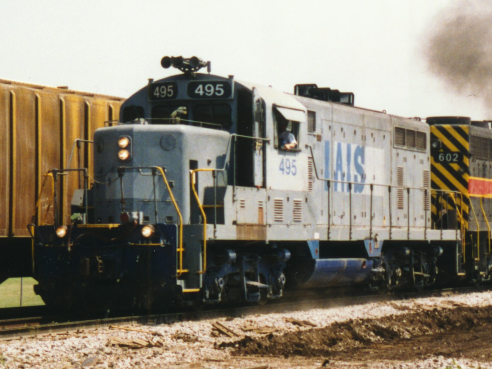 IAIS 495 at Altoona, IA on 01-Jun-1995