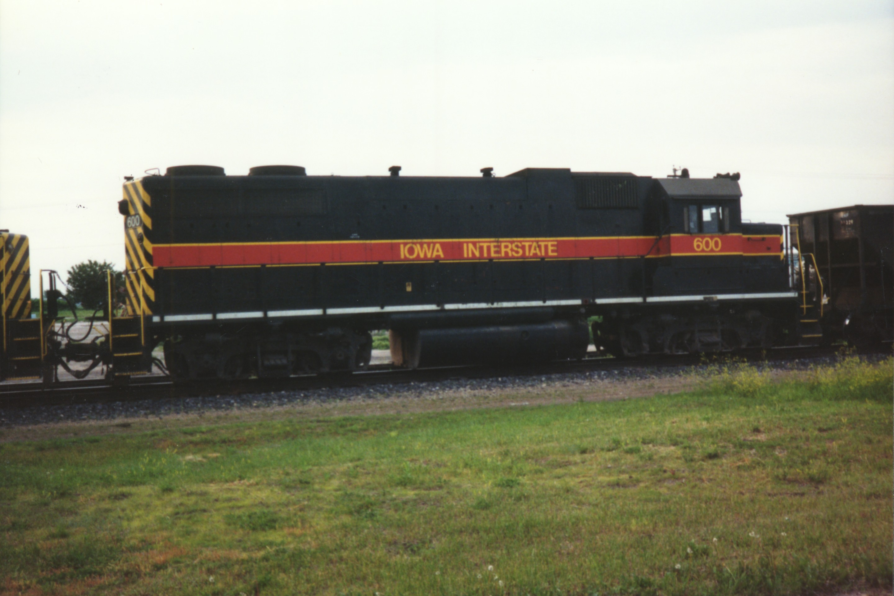 IAIS 600 at Altoona, IA on 01-Jun-1992