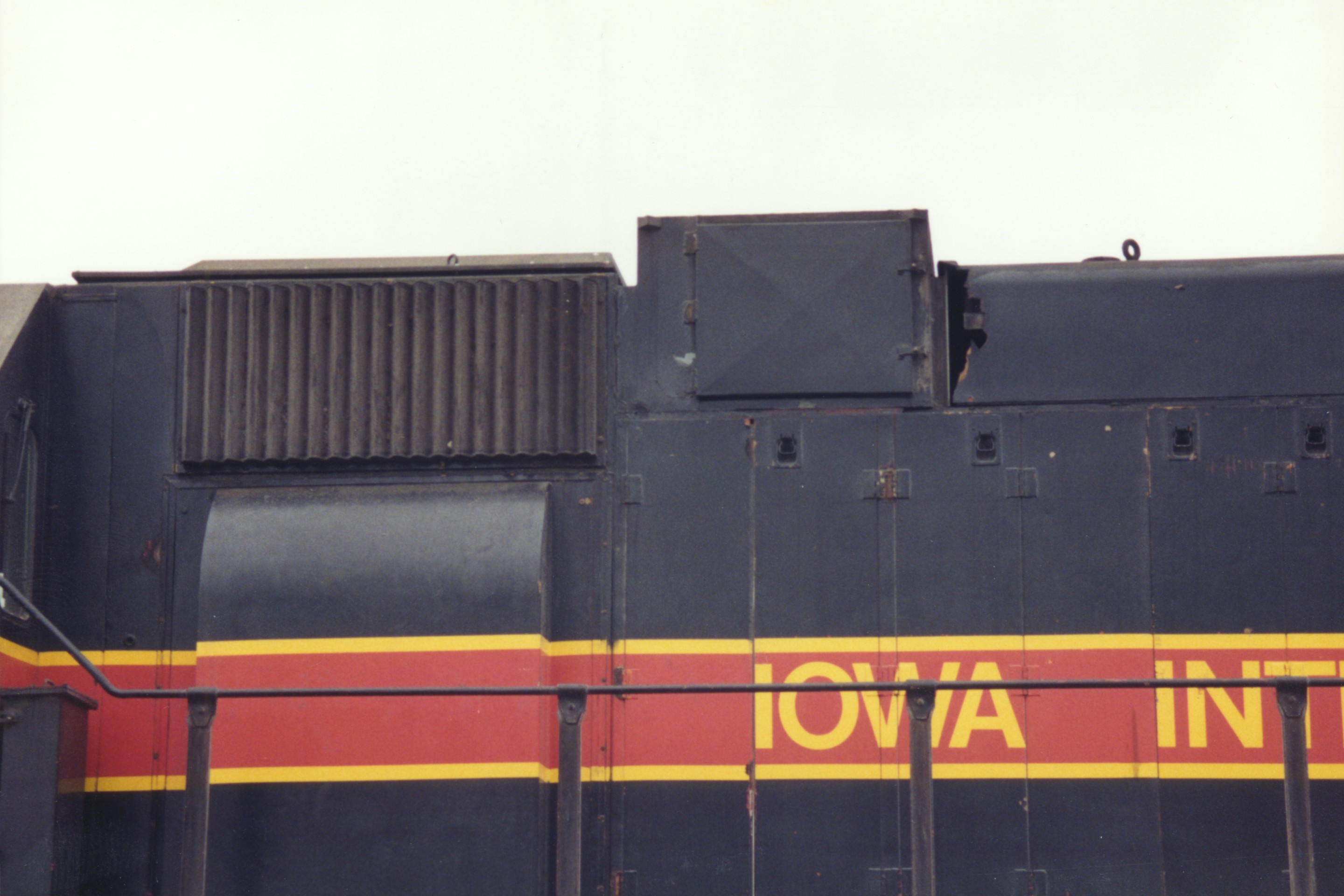 IAIS 600 at Altoona, IA on 03-Aug-1994