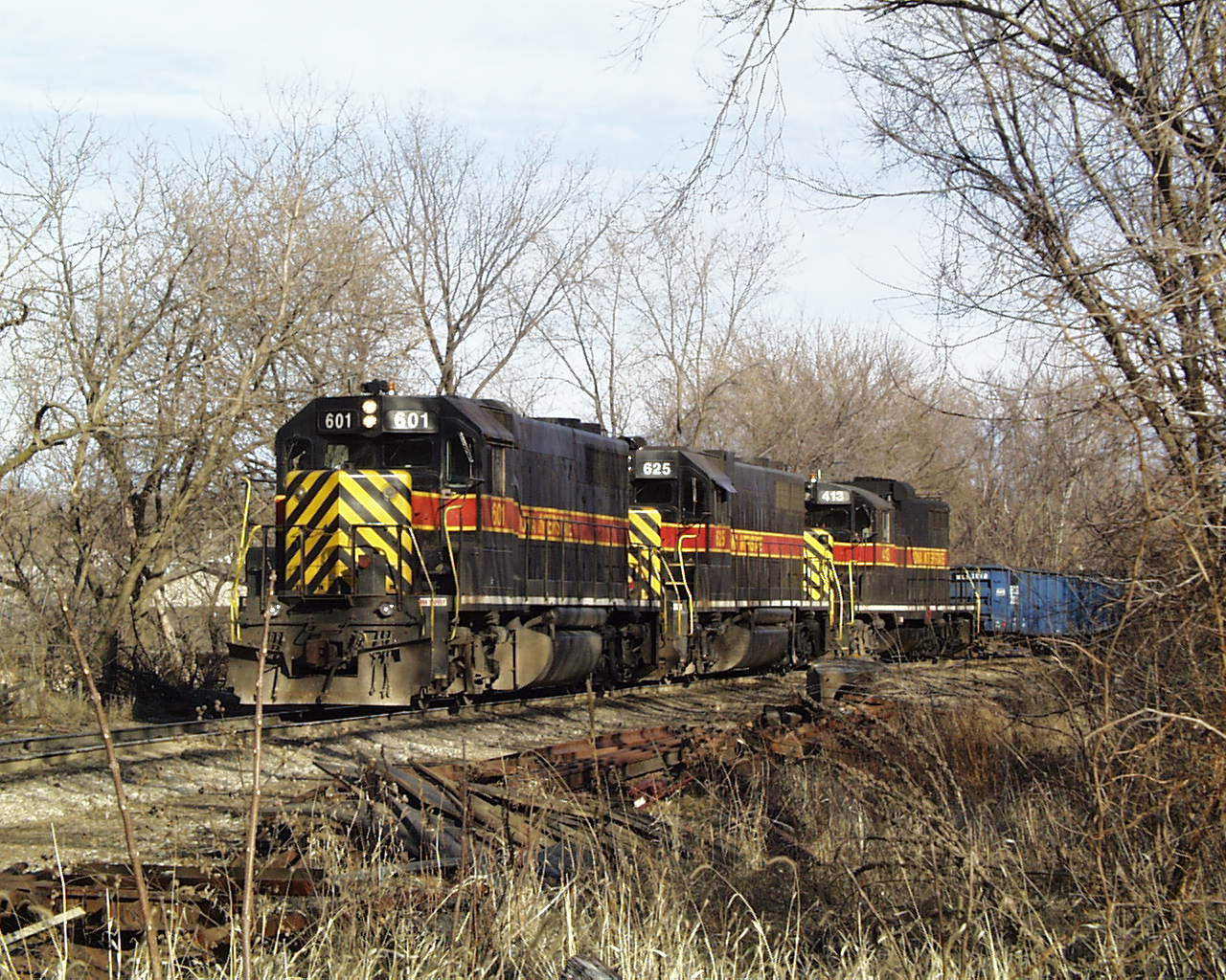 IAIS 601 at Iowa City, IA on 26-Feb-2000